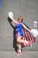 Cheer for America 1 by sasashie