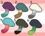 : Mishwed - Palette Batch 02 : CLOSED by Homohelvetti