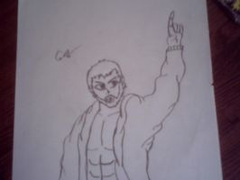 Anime Daniel Bryan 2 by X-Prince-Connor-X