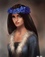 Lyanna Stark. by Enife