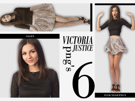 pack png: Victoria Justice by ValentinaDontiWanna