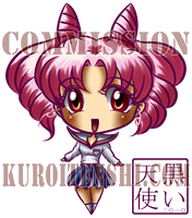 Big Head Chibi Chibiusa Gift by kuroitenshi13