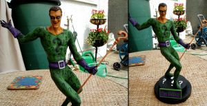 The Riddler Finished by ThePrinceofMars