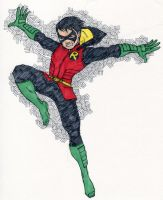 project rooftop Damianwayne by jerryma