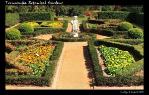 Toowoomba Formal Garden by mavart