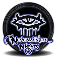 Neverwinter Nights Icon by Kamizanon