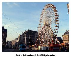 EuroseriesHolland Dam Square by phanxine