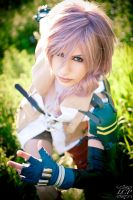 FFXIII - Lightning 2 by LiquidCocaine-Photos