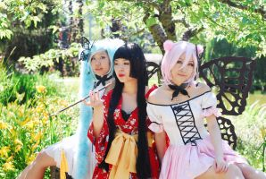 xxxHolic cos: Summer Wish by xWish