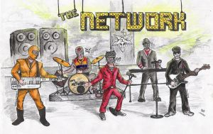 The Network 2 by violeta1354