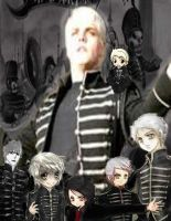 Gerard Way Black Parade 2 by angelsoflight