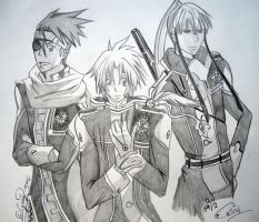 D.Gray Man by ExonVirus