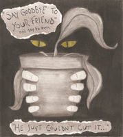 The fear of Crowley by chucklepink