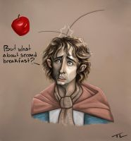 "Peregrin ""Pippin"" Took, LOTR by tree27"