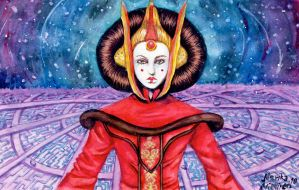 Queen Amidala by Mobicca