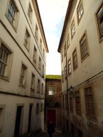 Streets of Coimbra II by Selenia-actimel