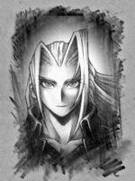 Sephiroth Final Fantasy 7 by sytaelf