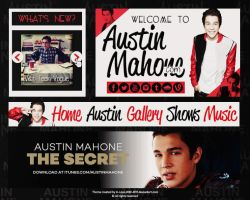 +AustinMahone.com by In-Love-With-BTR