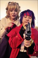 CC: Weapons Check by cafe-lalonde