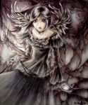 tangent of darkness by yuumei