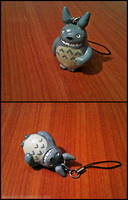 Totoro charm by SstormM