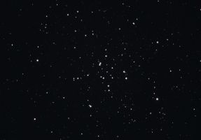 M-34 Open Cluster by RayM0506