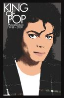 Michael Jackson: King of Pop by Torasuto