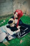 Ion and Esther - Trinity Blood by Sora-Phantomhive