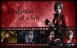 Evolution of a Spy by Isobel-Theroux