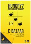Concept poster - Ebazaar by musedmoments