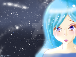 Crying star by Hotaruhi