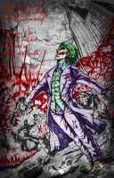 Joker Commission by jokercrazy