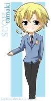 Ouran Host Club: Tamaki by HostClub