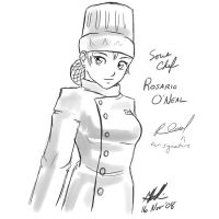 Sous Chef Rosario by sharem