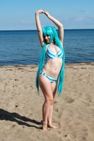 Singer in the Sand 3 by EvieE-Cosplay