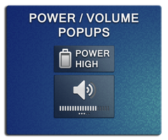 Power - Volume Popups 1.5 by LIBERTYICON