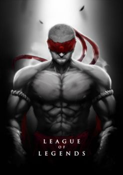 Lee sin by wacalac