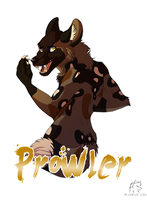 Prowler Badge by WindWo1f