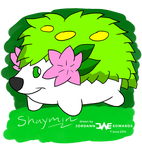 Shaymin by JWthaMajestic