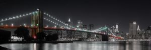 brooklyn bridge by allenandtady