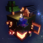 A Minecraft World by VicTycoon