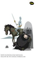 Poor Samwell Tarly... by Fuacka