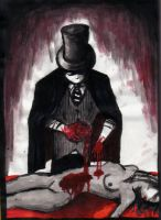 Jack The Ripper by RedRomance