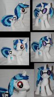 Vinyl Scratch extra views by LavenderExtract