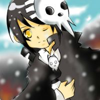Death The Kid :Chibi: by Pupphie