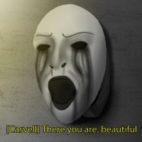[CP OC] Casvell's Mask- FAKE Screenshot by Death-the-Girl888