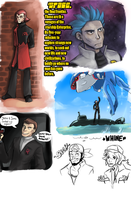 pokemon doodles artdump why by Erupan