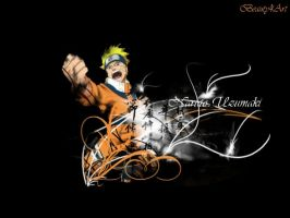 Naruto Wallpaper by Beauty4Art
