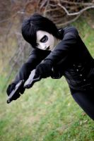 Domino: Ready, aim, FIRE! by exifri