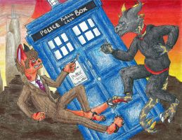 Time Lord Adventures! by Hippous